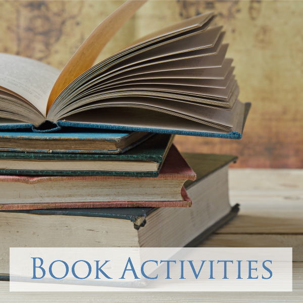 Children's Book Activities for Learning and Play!