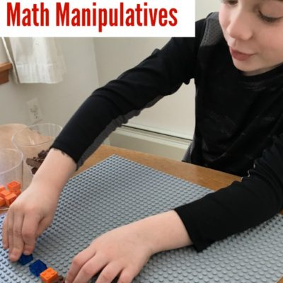 Using LEGO Bricks and Mini Figures as Math Manipulatives