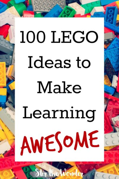 100 LEGO Ideas to Make Learning Awesome