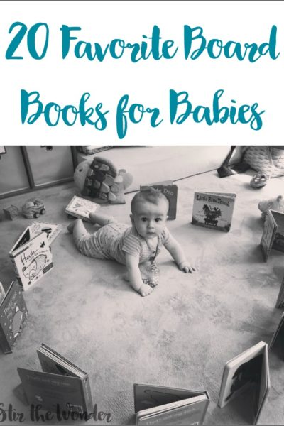 20 Favorite Board Books for Babies