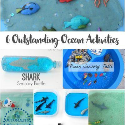 6 Outstanding Ocean Activities for Kids