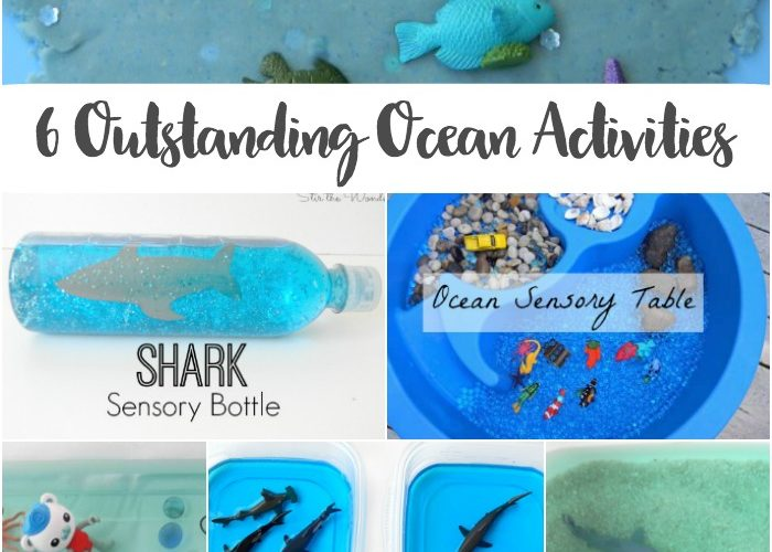 6 Outstanding Ocean Activities for Kids